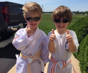 Kids martial arts classes - Lake in the Hills, IL